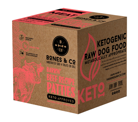 Bones & Co Beef Bulk 18 lb (PICK UP IN STORE ONLY)