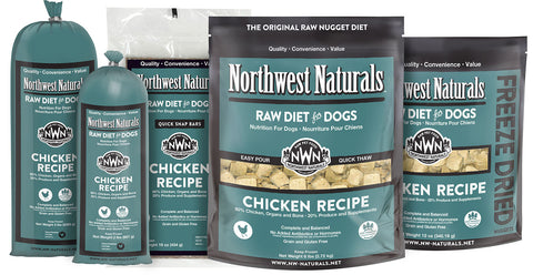 Northwest Naturals Dog Freeze Dried Nuggets Chicken 12 oz