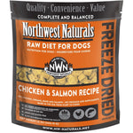 Northwest Naturals Chicken And Salmon Dog Freeze dried diet 12oz