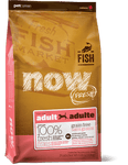 PETCUREAN DOG NOW FISH ADULT 25 LB