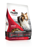 Nulo Freestyle Lamb Recipe With Raspberries Freeze-Dried Raw Dog Food 13 oz
