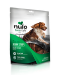 Nulo Freestyle Jerky Strips  Duck Recipe with Plums 5oz