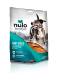 Nulo Freestyle Jerky Strips Salmon Recipe with Strawberries 5oz