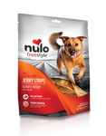 Nulo Freestyle Jerky Strips Turkey with Cranberries Recipe Dog Treats 5 oz