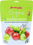 GRANDMA LUCY'S ORGANIC APPLE OVEN BAKED DOG TREATS 14oz
