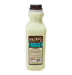 PRIMAL 16 OZ. (473 ML) RAW GOAT MILK