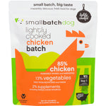 Small Batch Dog lightly Cooked Chicken 2lb