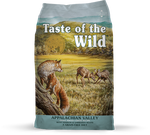 Taste Of The Wild Appalachian Valley Small Breed Canine Recipe with Venison & Garbanzo Beans 14 lb