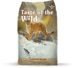 Taste of the Wild Canyon River Feline Recipe with Trout & Smoked Salmon 14 lb