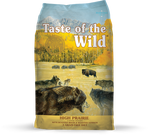 Taste Of The Wild High Prairie Canine Recipe with Roasted Bison & Roasted Venison 5 lb