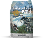 Taste Of The Wild Pacific Stream Puppy Recipe with Smoked Salmon 5 lb