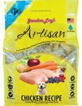 GRANDMA LUCY'S ARTISAN GRAIN FREE CHICKEN FREEZE DRIED DOG FOOD 10lb
