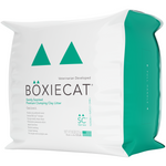 Boxiecat Gently Scented Premium Clumping Clay Cat Litter, 28-lb bag