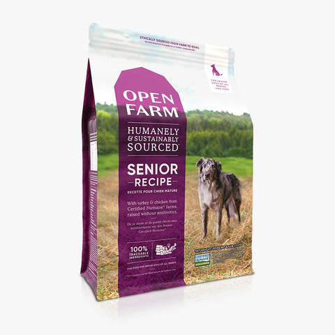 Open Farm Senior Dry Dog Food 4.5 lb