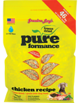 GRANDMA LUCY'S PUREFORMANCE CHICKEN AND CHICKPEA FREEZE DRIED GRAIN FREE DOG FOOD 10lb