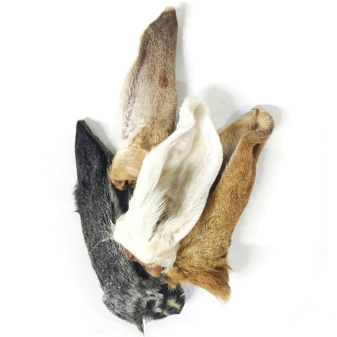 SAVAGE CAT DEHYDRATED RABBIT EARS 1 OZ