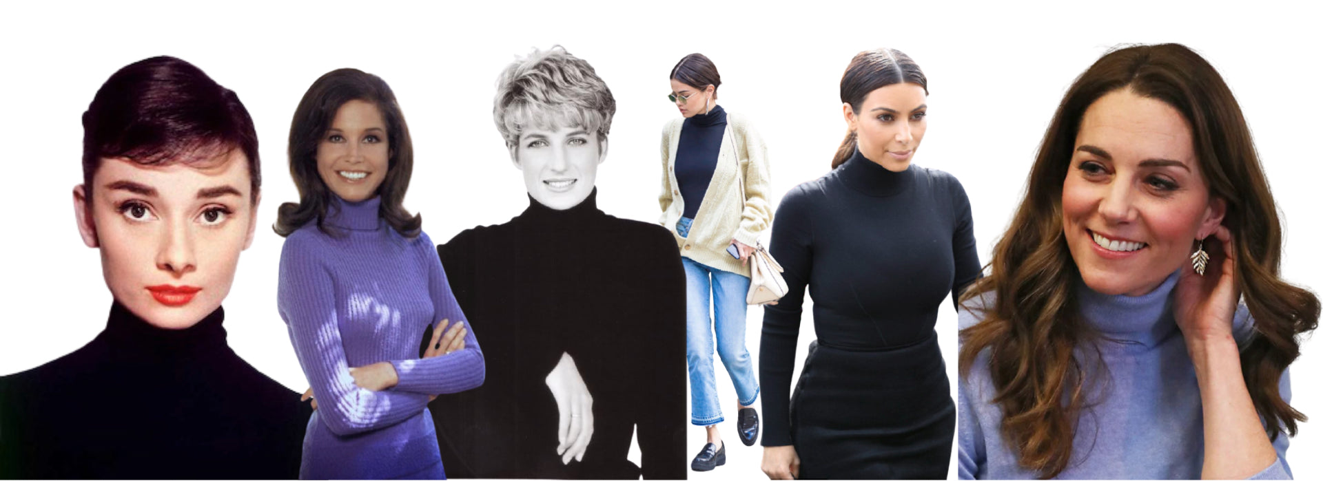 polo neck jumper icons