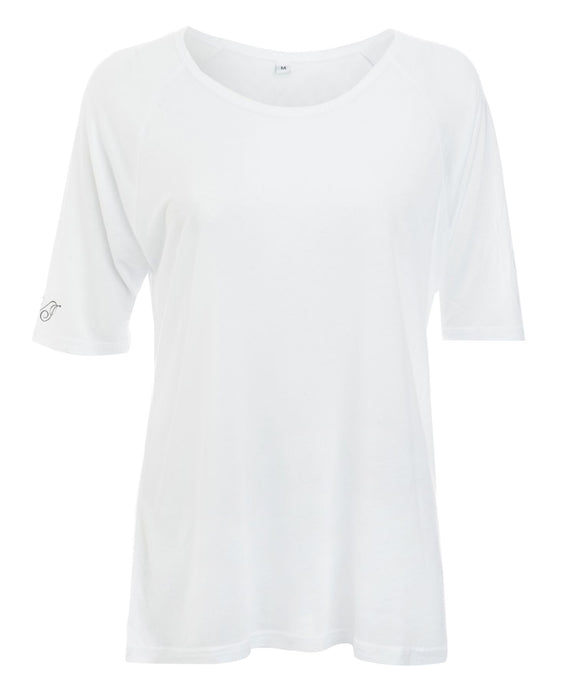 Wizard Jeans T Shirt - White
