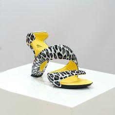 Julian Hakes Snow Leopard Mojito Shoes