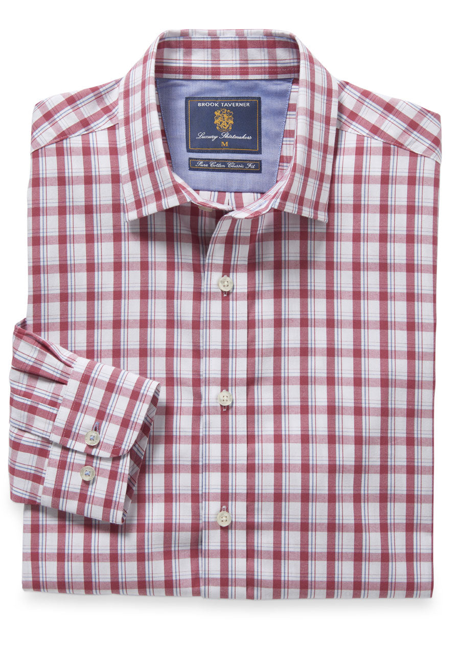 Brook Taverner Corfe Check Shirt