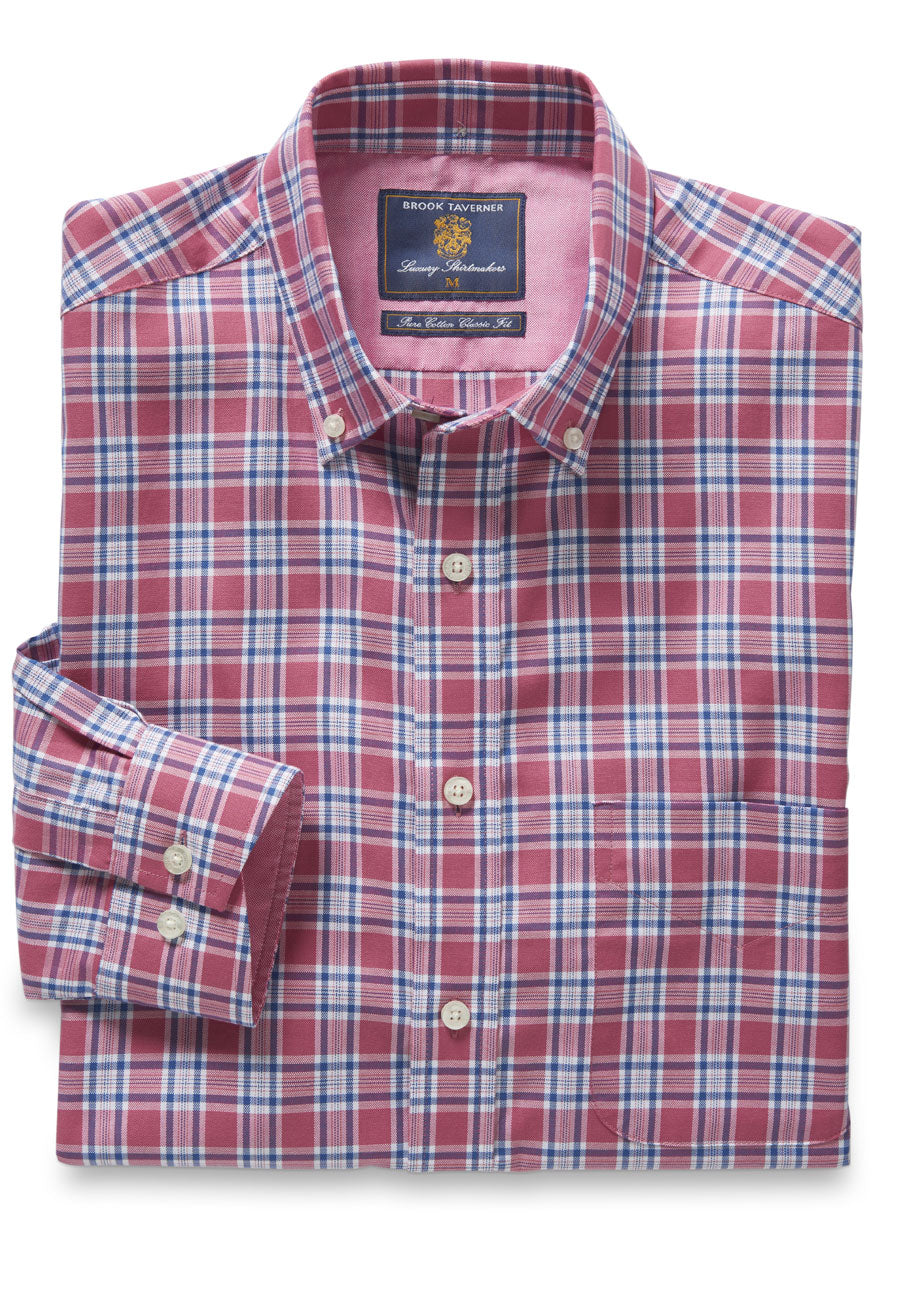 Brook Taverner Yaxley Check Shirt