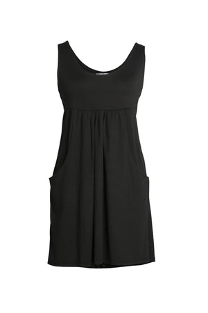 Black Anytime mini Dress Audrey Short