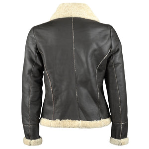 Womens Sheepskin Flying Jacket