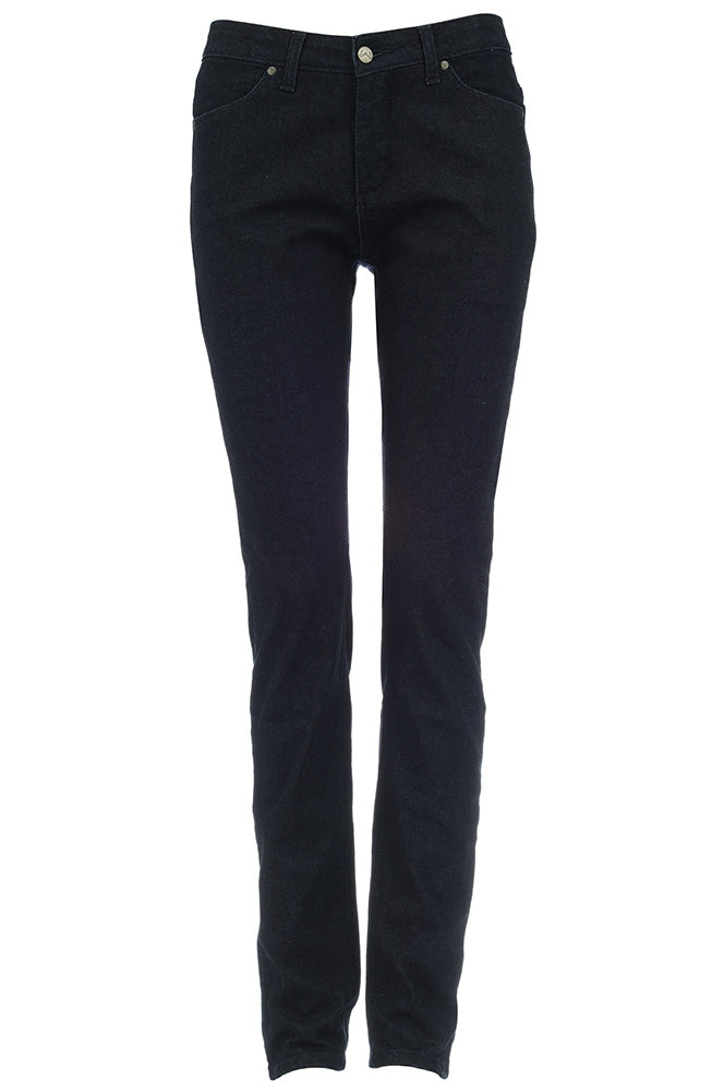 front view womens skinny jeans