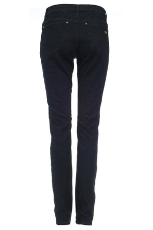 rear view womens skinny jeans