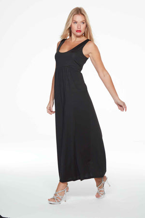 Black Anytime Dress Audrey Long