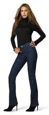 Zara Midnight Blue Elite Wizard Jeans, boot cut, full rise, body shaping technology