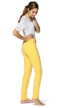 Load image into Gallery viewer, Lemon Fizz Elite Wizard Jeans - yellow skinny jeans