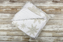 Load image into Gallery viewer, Star Anise Newcastle Blanket