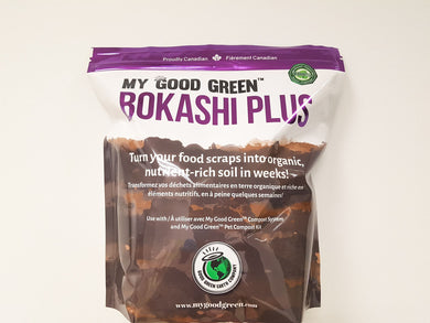 My Good Green: Bokashi Plus