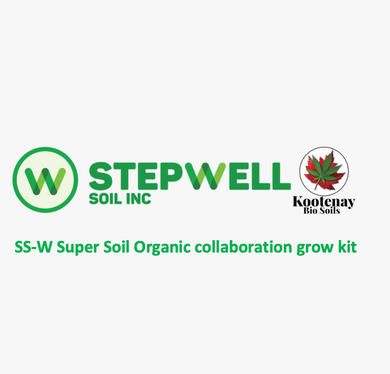 Organic SS-W Super Soil Collaboration Grow Kit