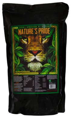 Natures Pride Top Dress Veg