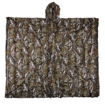 LOOGU Super Camo Poncho Ghillie Suit for Hunting - loogucamoshop
