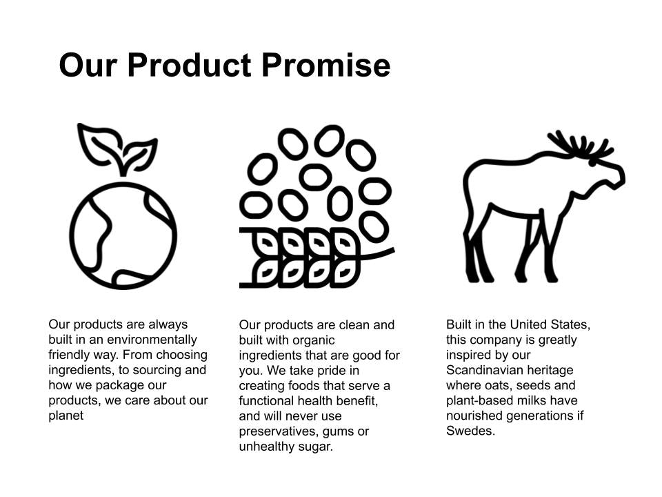Product Promise