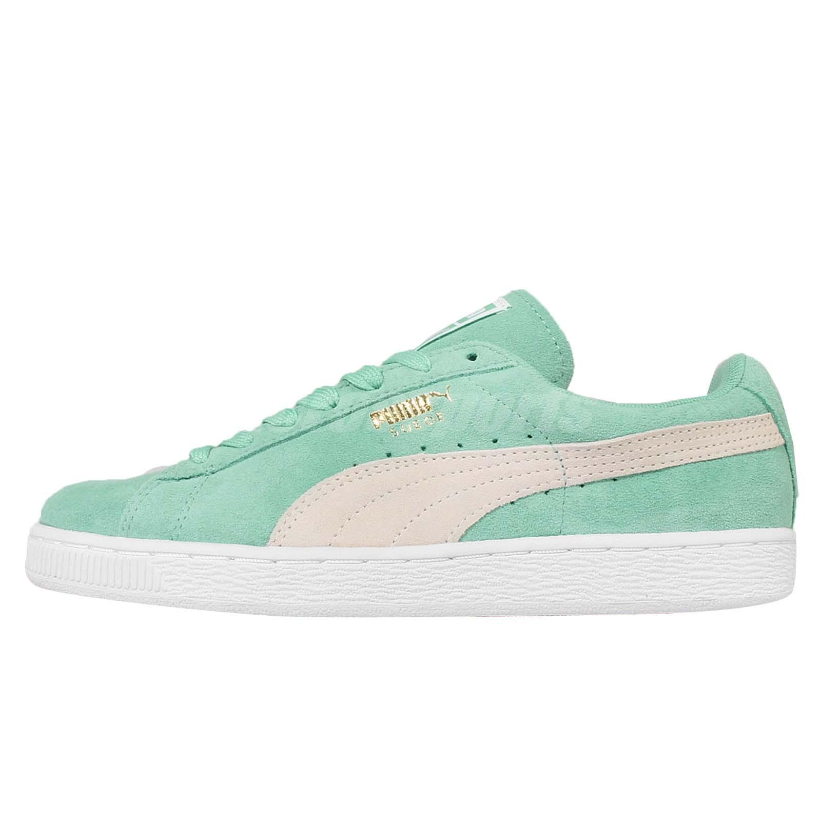 Details about puma womens suede classic rg black running shoes - Puma Suede Classic Wn S Holiday White 355462 32