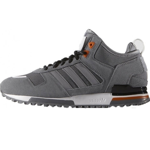 Adidas Originals Mens ZX 700 Winter Flux Casual Trainers Unisex Grey B35238  NEW