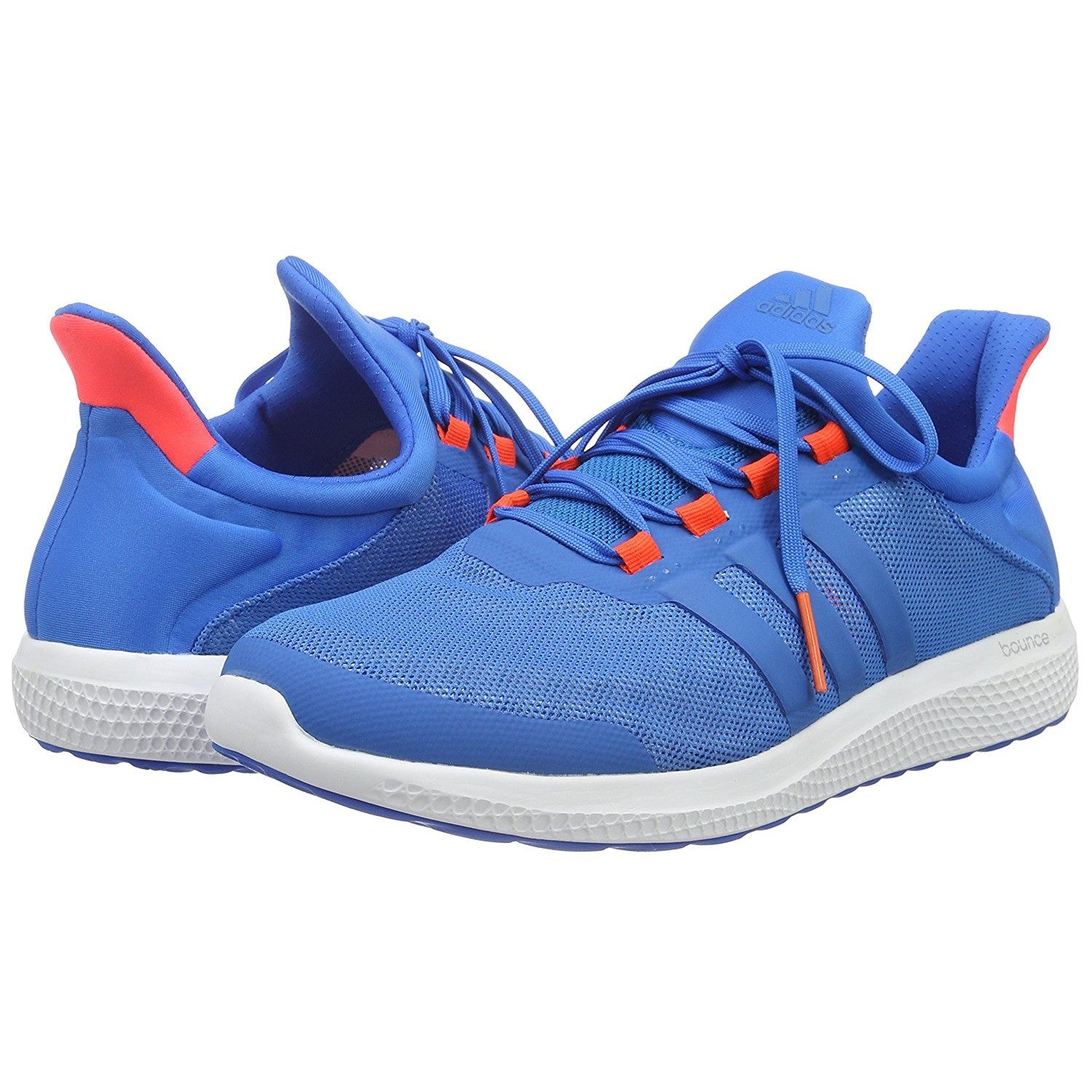 Adidas Men Running CC Sonic M S78238 Shock Blue/Shock Blue/Solar Red
