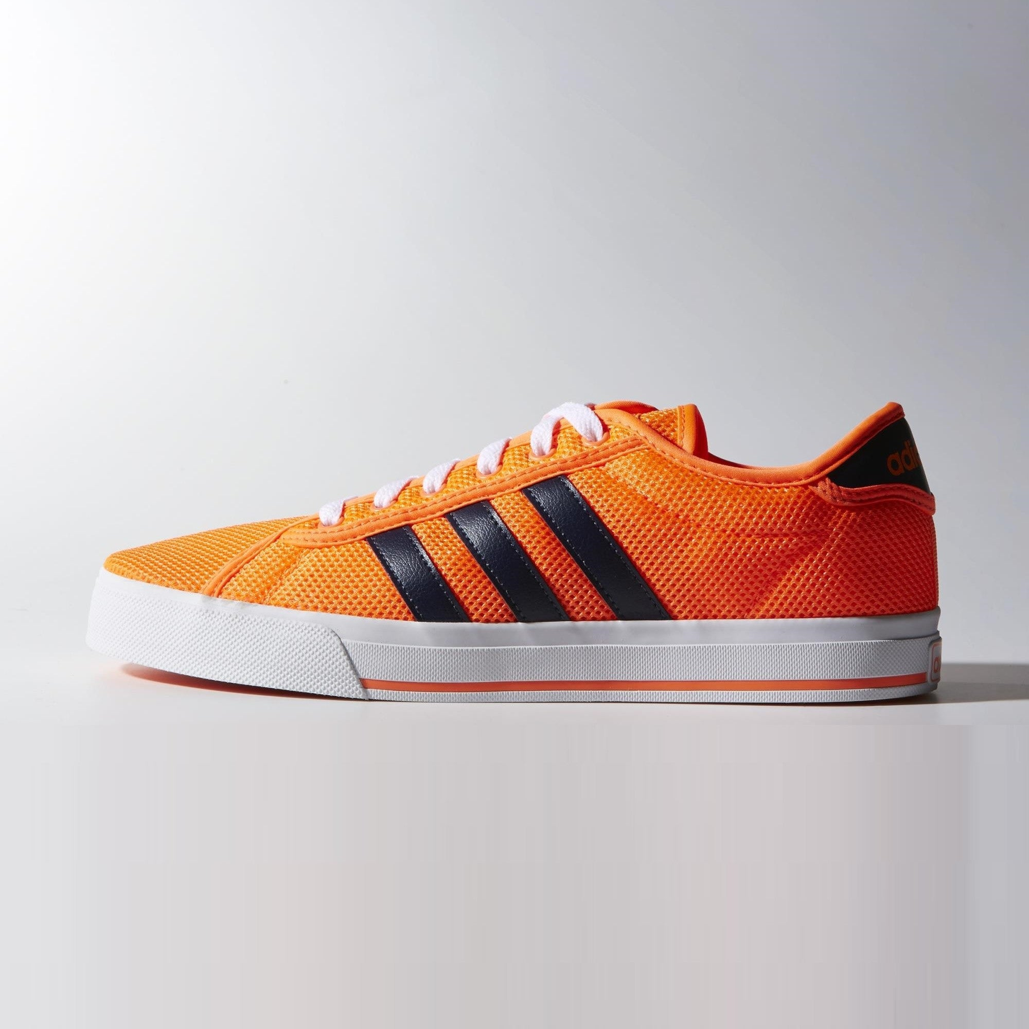 3910770ff ... New Adidas NEO Daily Bind Vulcanized Low Men Orange/Black/White F97748  Trainers Shoes ...