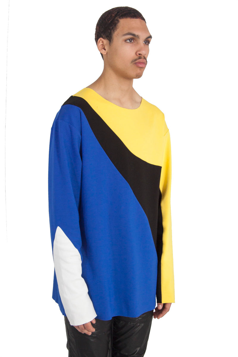 Blue Tang Sweater (Pre order)