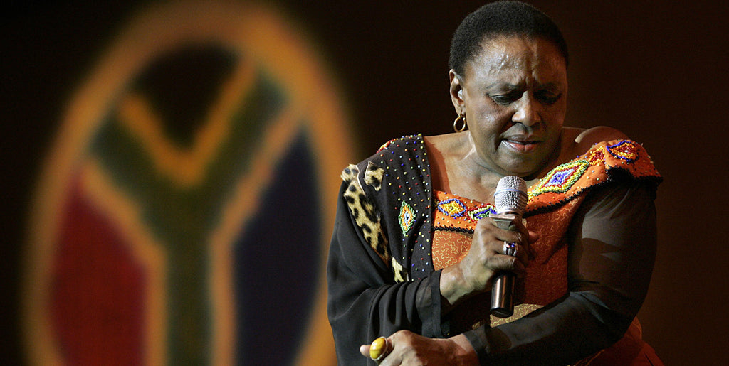 Remembering: Miriam Makeba [1932 - 2008]