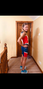 Ladies BMAF lycra Shorts
