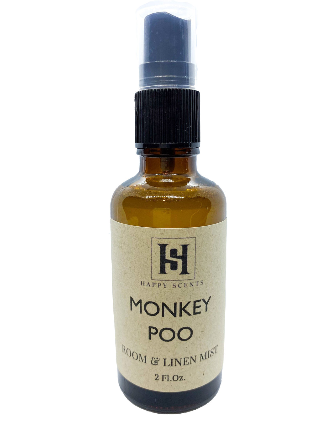 Monkey Poo Room & Linen Mist