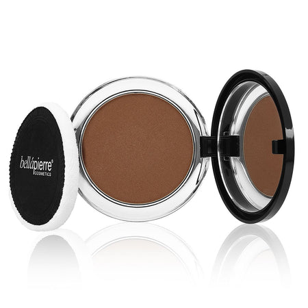 Compact Mineral Foundation Chocolate Truffle - Bellapierrechile
