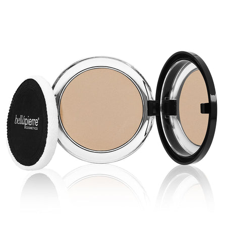 Compact Mineral Foundation Cinnamon
