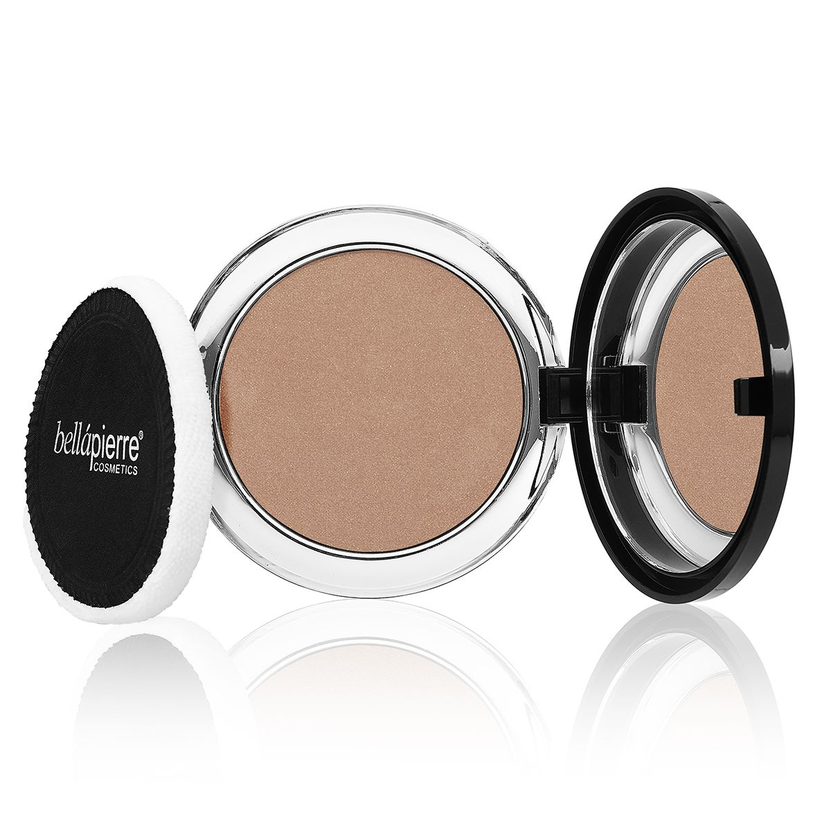Compact Mineral Bronzer Pure Element - Bellapierrechile