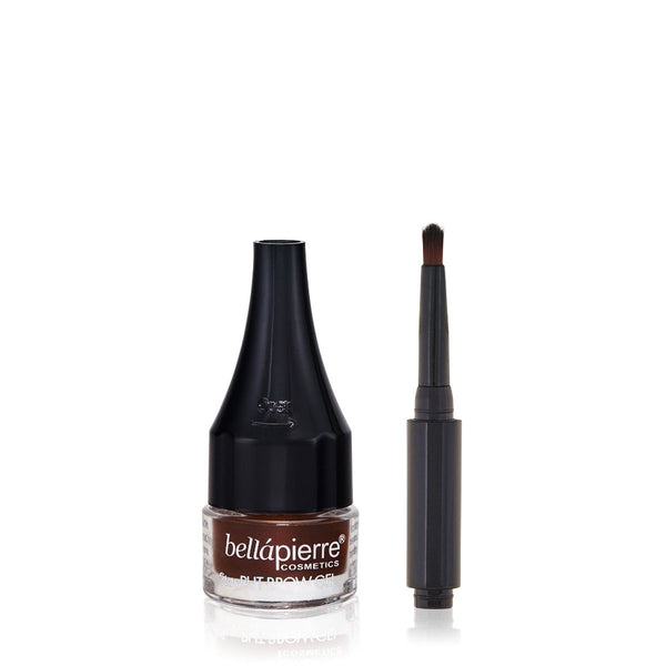 Stay Put Brow Gel - Chestnut - Bellapierrechile